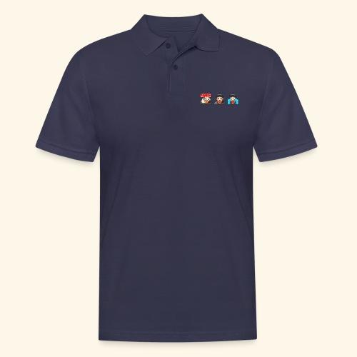 3Emotes - Men's Polo Shirt