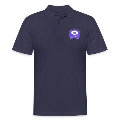 Main character design from the smashET game - Men's Polo Shirt