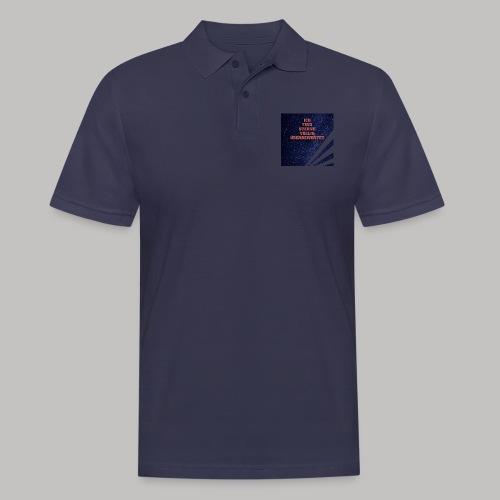 Sterne sind überbewertet - Männer Poloshirt