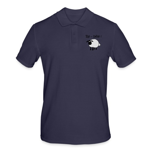mouton-re-bele - Polo Homme