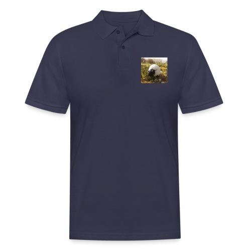 Sheep in Ireland - Männer Poloshirt