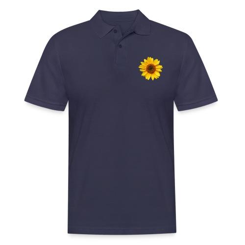 Du bist der Sonnenschein! - Männer Poloshirt