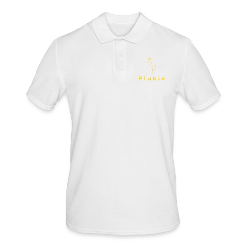 Original on Transparent - Men's Polo Shirt