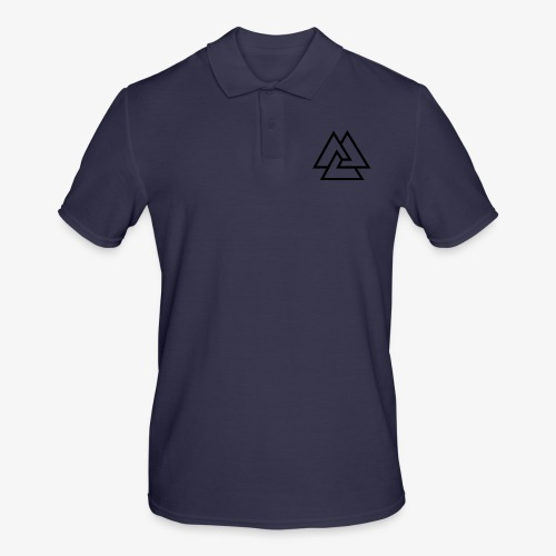 Knoten - Männer Poloshirt