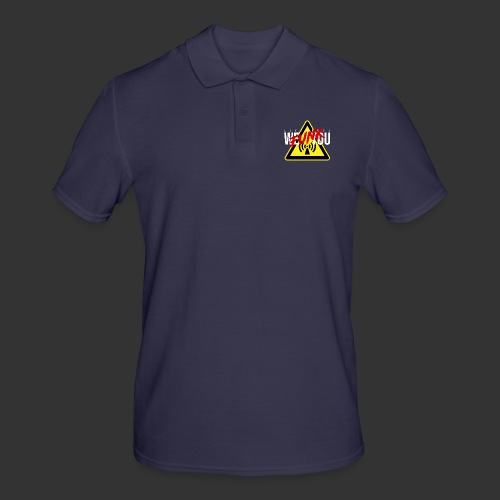 LEYTHOUSE We funk you - Men's Polo Shirt