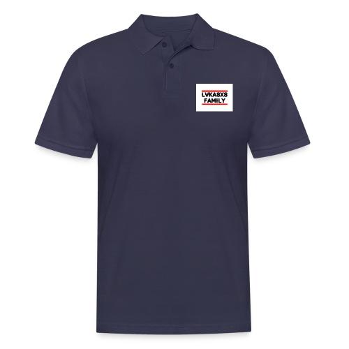 LvkasxsFamily - Männer Poloshirt