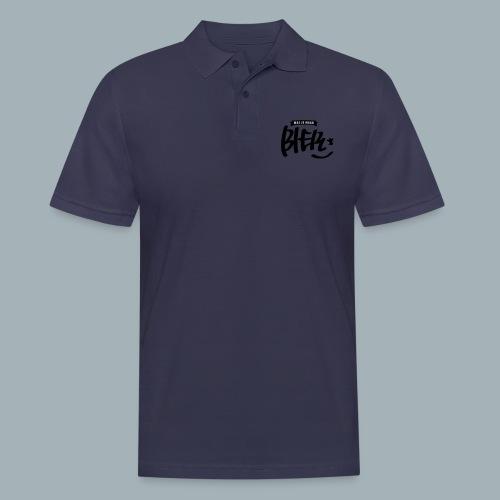 Bier Premium T-shirt - Mannen poloshirt