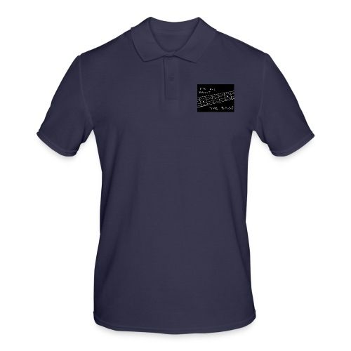 I M ALL ABOUT THE BASS - Men's Polo Shirt