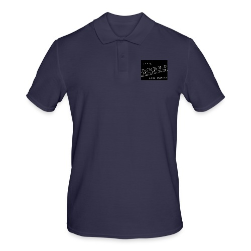 I Love Bass Players - Men's Polo Shirt