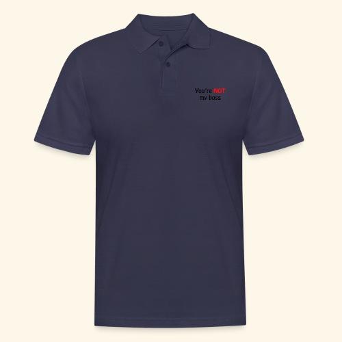 boss - Männer Poloshirt
