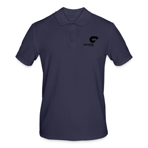 Seismic Records - Men's Polo Shirt
