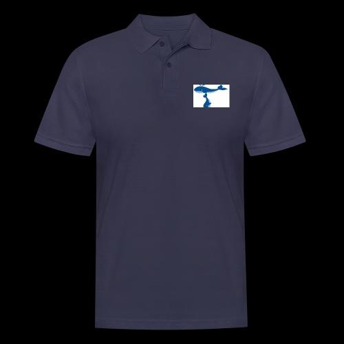 whale t - Men's Polo Shirt