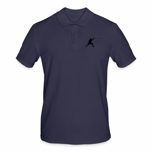 Fencer - Männer Poloshirt
