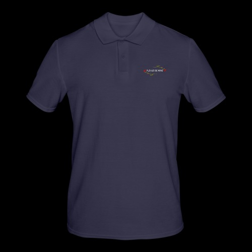 Please Be Mine - Men's Polo Shirt