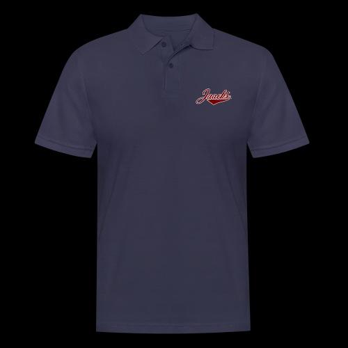 Logo 0fficial v2 different - Männer Poloshirt