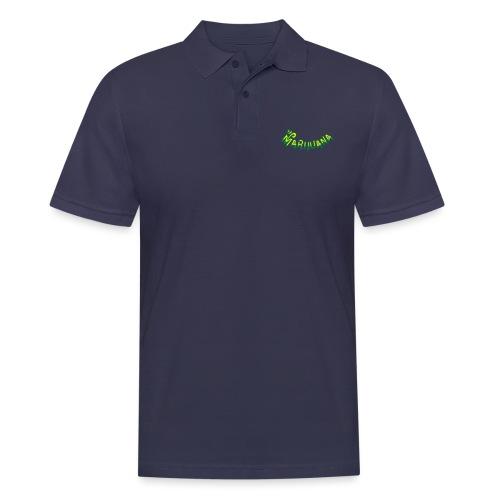 Om Marijuana - Men's Polo Shirt