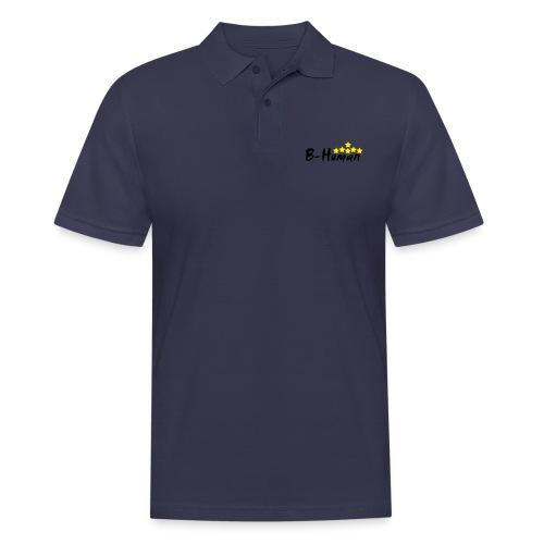 B-Human Six Star Yellow 2 - Männer Poloshirt