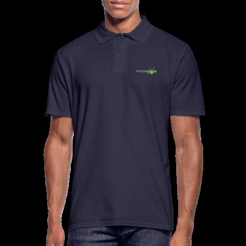 moosegoose #01 - Männer Poloshirt
