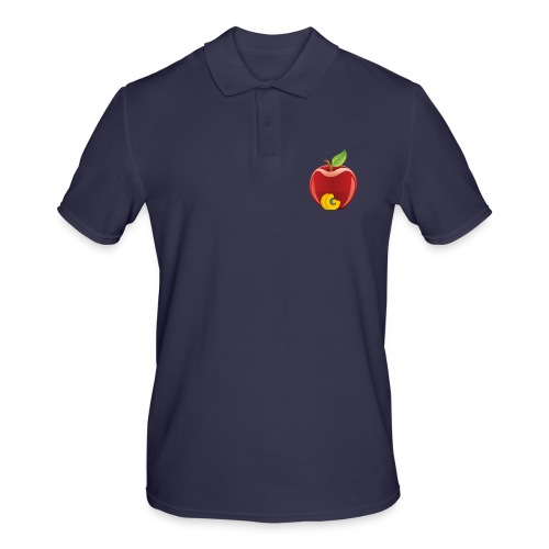 Crunch an Apple - Polo da uomo