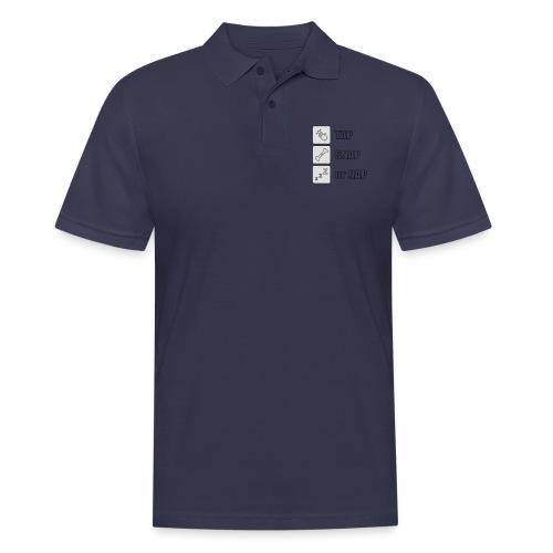 tap snap or nap - Koszulka polo męska