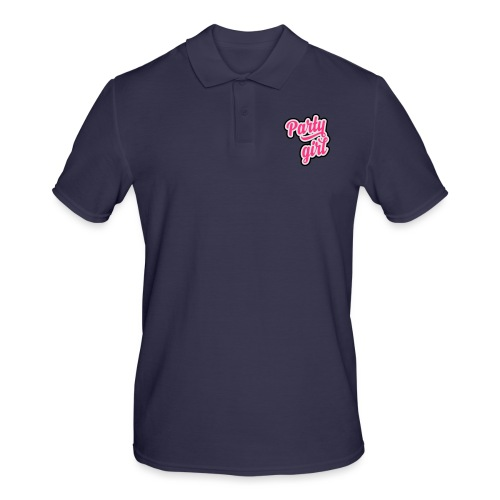 Party Girl - Mannen poloshirt
