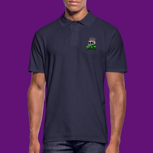 Skull and wormes - Polo Homme