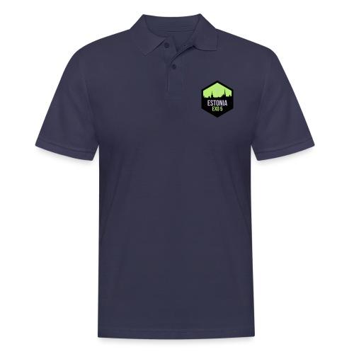 EXO5 tallinn - Men's Polo Shirt