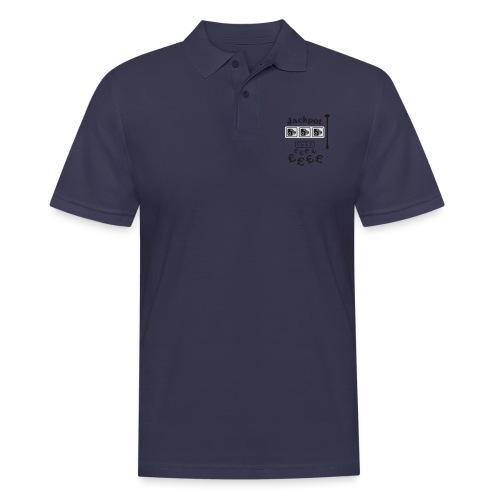 Speed Camera Jackpot - Men's Polo Shirt