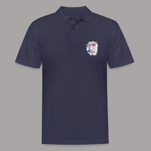 shirt bunt tshirt druck - Männer Poloshirt
