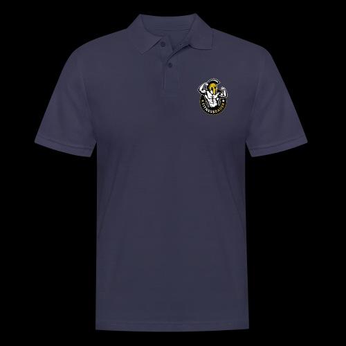 logo fitnessbauer 001 rgb neu - Männer Poloshirt