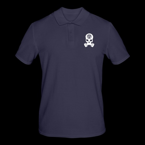 Nether Skull - Polo da uomo