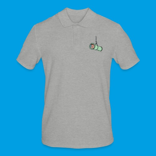 Wasserrutschen-Unfall - Männer Poloshirt