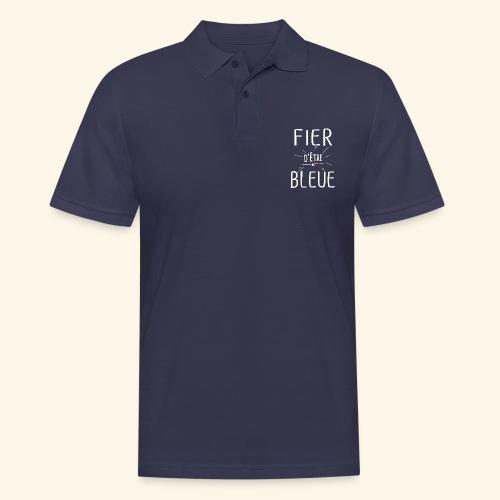 Football féminin Fier d'être bleue - Homme - Polo Homme
