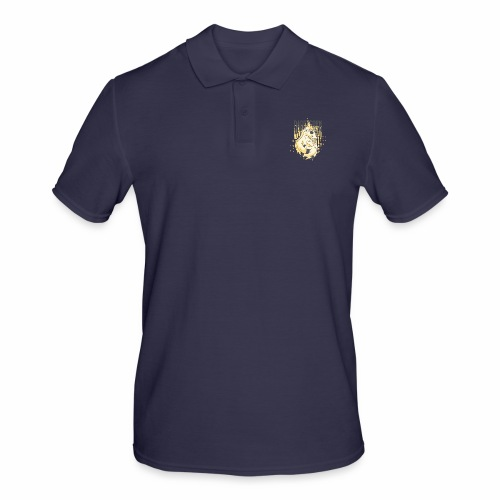 Daddycorn - Einhörner für echte Papas - Männer Poloshirt