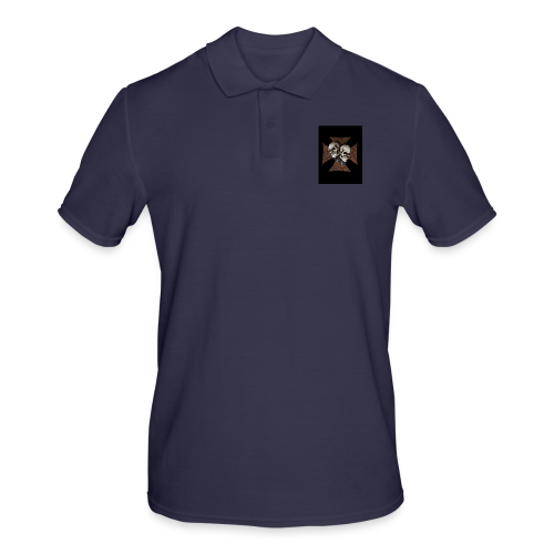 Iron Cross - Männer Poloshirt