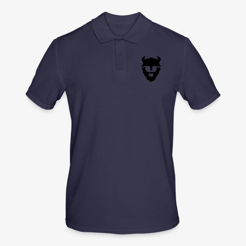 NORTH GYM Viking Head - Männer Poloshirt