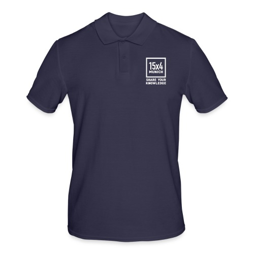 Share your knowledge - Männer Poloshirt