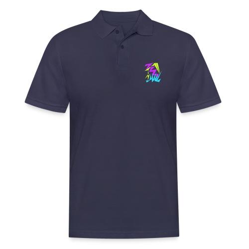 Farben Chaos - Männer Poloshirt
