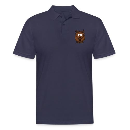 Bulle - Männer Poloshirt