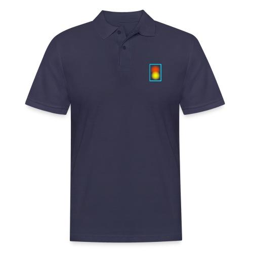 Abstrakt - Männer Poloshirt