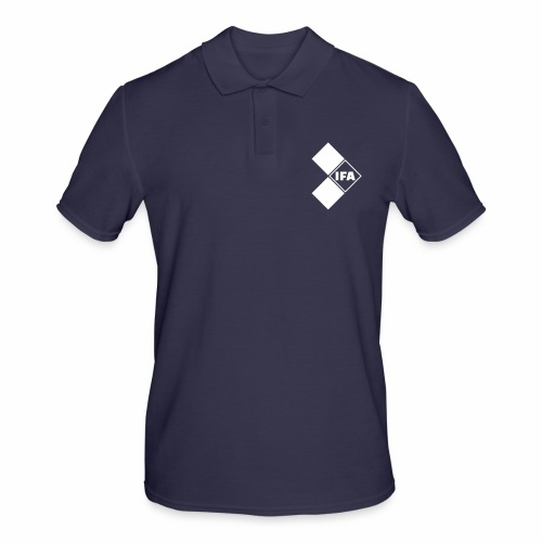 IFA logo - Men's Polo Shirt