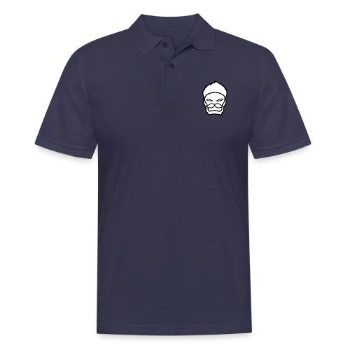 Black/White Enigma - Poloskjorte for menn