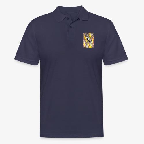 Leo Rock Bunny - Poloskjorte for menn