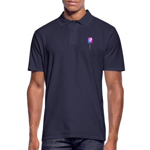 TShirt lollipop world - Polo Homme