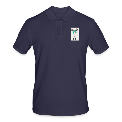 Blue haired SkaiLaPie - Men's Polo Shirt