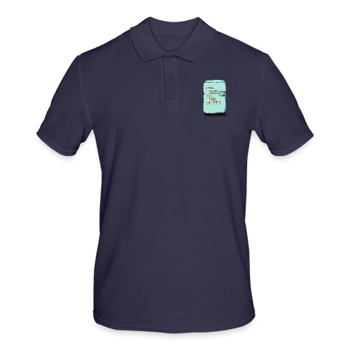 Your Milk Is Too Warm - Men's Polo Shirt