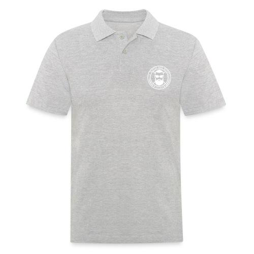 Logo officiel blanc - Polo Homme