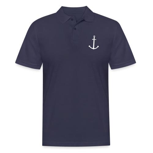 Anker - Männer Poloshirt