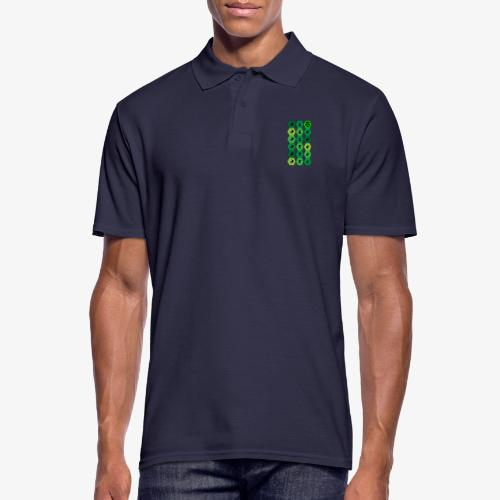 |K·CLOTHES| HEXAGON ESSENCE GREENS - Polo hombre