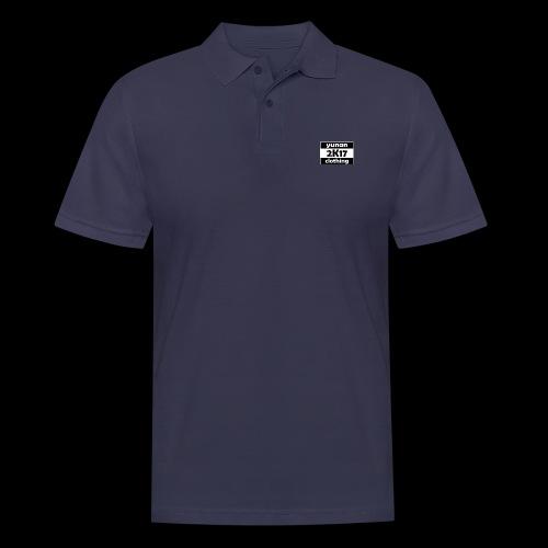 Yunan clothing 2k17 - Männer Poloshirt
